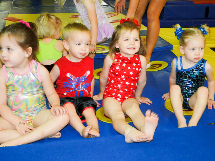 little kids gymnastics republic mo