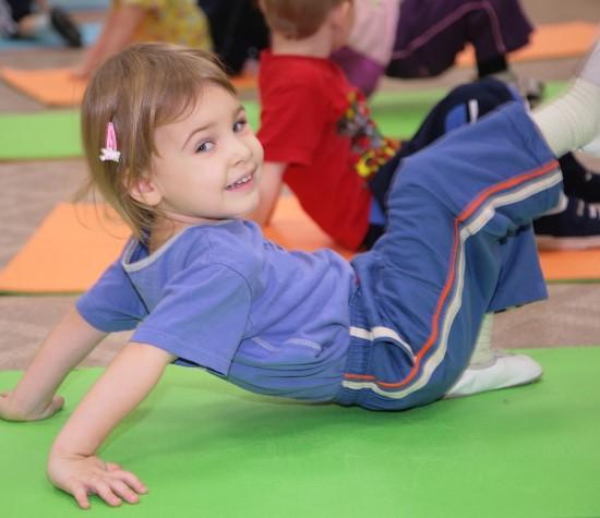 Preschool Gymnastics img