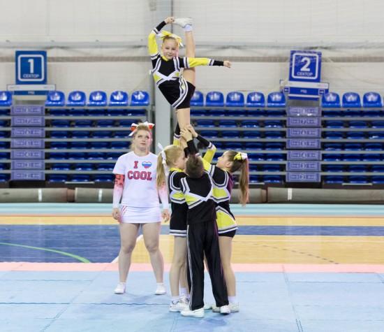 Recreational Cheerleading image