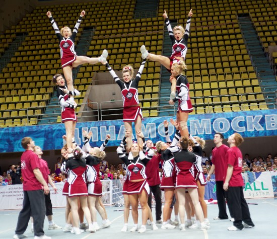 Team Cheerleading image