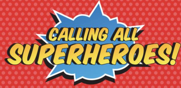 Calling All Superheros Image