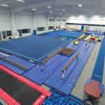 Gold Medal Gyms Gym Floor